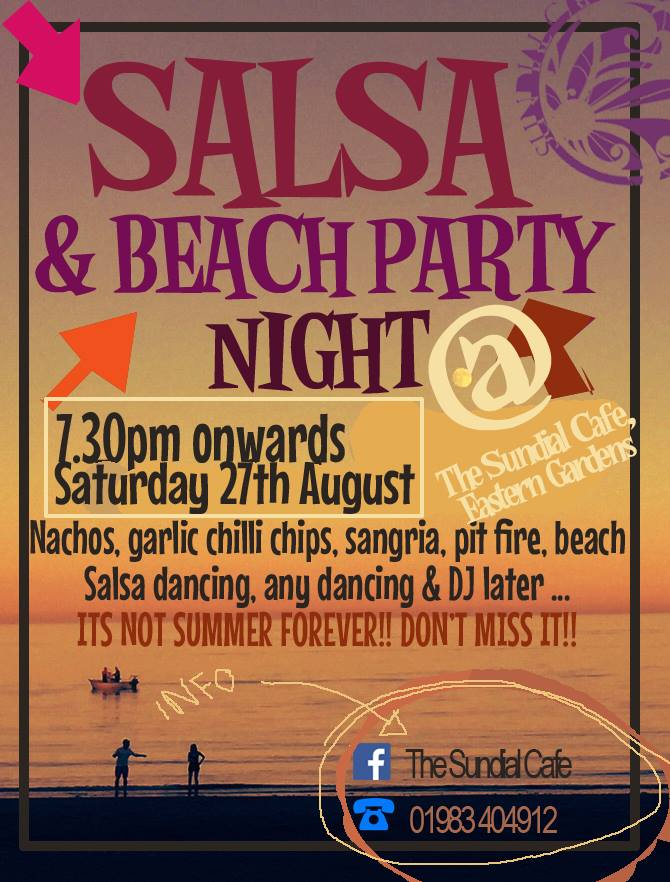 salsabeachparty